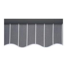 Berkeley Striped Patio Awning, 300 cm