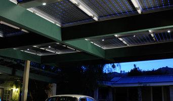Phatport Solar Powered Car Port