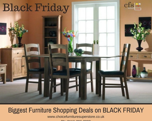 Best Black Friday Dining Room Furniture Deals 2017