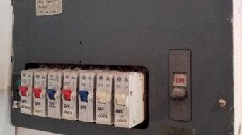 fuse board Change