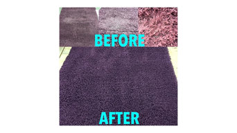 Area Rug Cleaning: Synthetic Shag