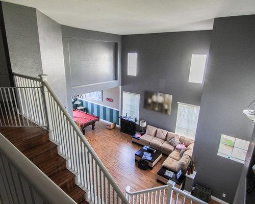 Temecula loft addition over living room for Loft additions
