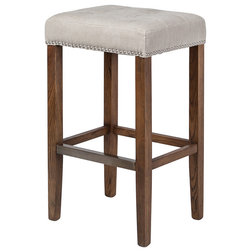Transitional Bar Stools And Counter Stools by The Khazana Home Austin Furniture Store