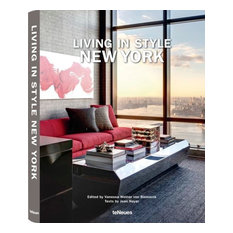 """""""Living in Style: New York"""" Book"""