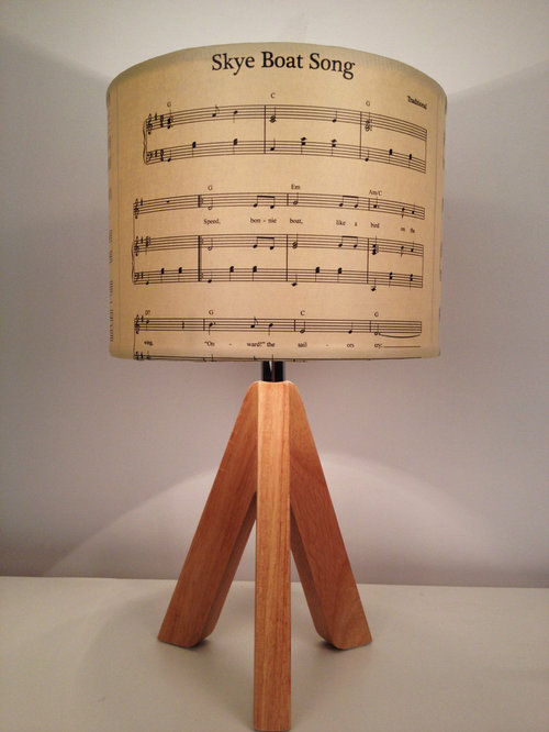 Music Note Light Shades - Products