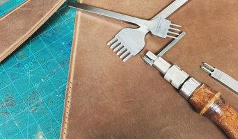 Leather Weekender Bag