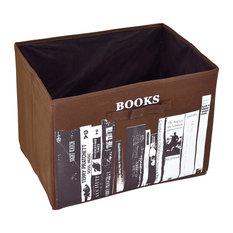 Library Shelf Magazine Rack