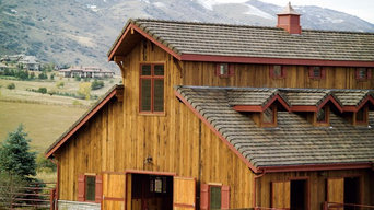 Madera Autumnwood Concrete Tile by Boral Roofing