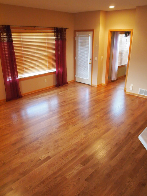 Red Oak- Stained - Hardwood Flooring - 3 1/4