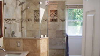 Bath remodel Chester County