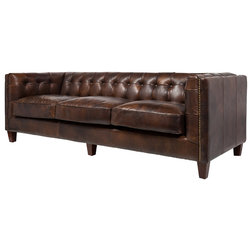 Transitional Sofas by The Khazana Home Austin Furniture Store