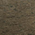 Evolve Stone - Evolve Stone Veneer, Kodiak Mine, District View, Non-Rated - Evolve Stone District View Kodiac Mine Non-Rated Flat Stone Veneer (14.25 sq. ft. per box)