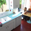 Houzz TV: Kids, Avocados and Happy 1950s Style