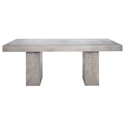 Industrial Outdoor Dining Tables by Sleek Modern Furniture