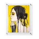 Floating Acrylic Wall Frame 27x39