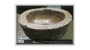 Rustic Handcrafted Concrete Decor