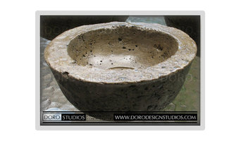 Rustic Handcrafted Concrete Decor