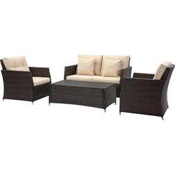 Tropical Outdoor Lounge Sets by HedgeApple