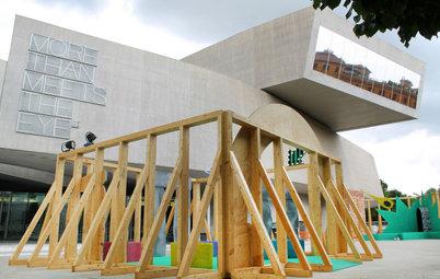 Cosa Fanno gli Architetti Quando Non Costruiscono Case?