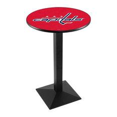 Washington Capitals Pub Table by Holland Bar Stool Company