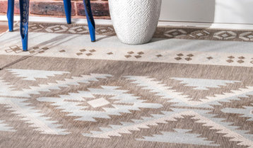 Outdoor Rug Preview With Free Shipping