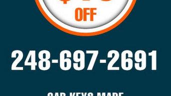 Car Keys Made West Bloomfield Township MI