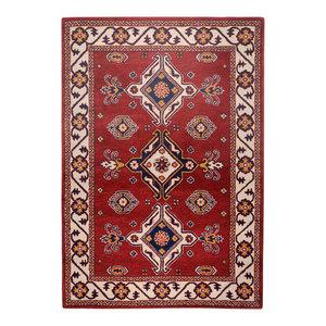 Royal Kazak Rug, Red, 90x160 cm