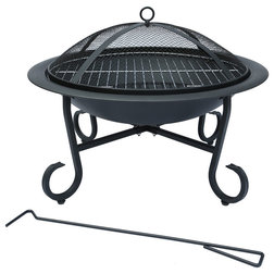 Fire Pits by Charles Bentley & Son Ltd