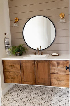 72 Inch Space What Size Vanity To Install