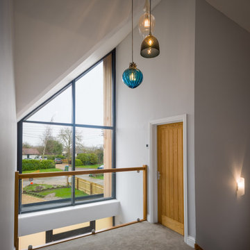 Oxfordshire Architect: Single-Storey Bungalow to Perfect Family Home