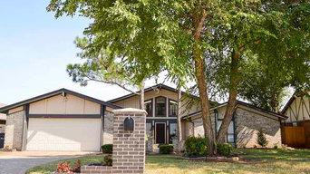 Houses in Oklahoma City and Edmond Metro