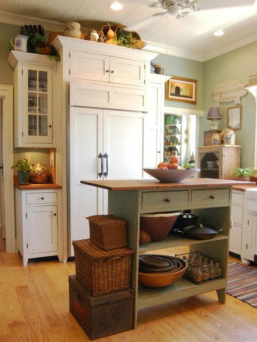 Kentucky 1890 Cottage Style Kitchen