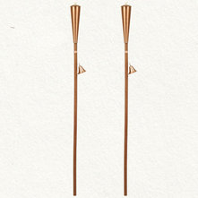 Tropical Outdoor Torches by Terrain