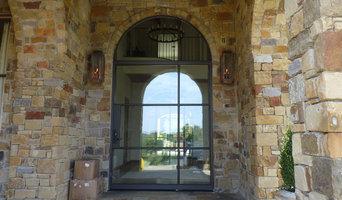 Steel Windows & Doors Vaquero, Southlake Texas.