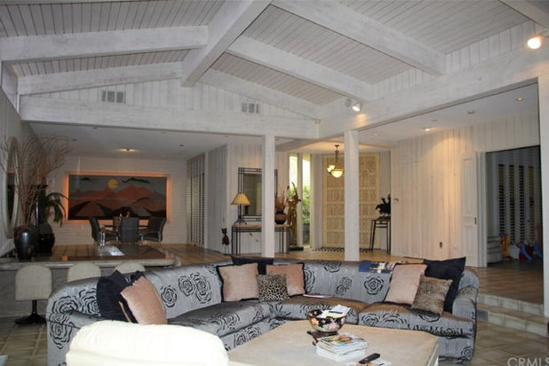 Before and After: Moroccan-Inspired Palm Springs Style on