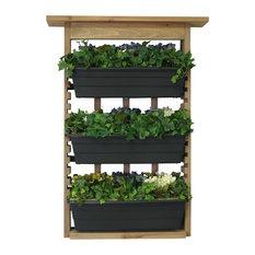 Algreen Garden View, Vertical Living Wall Planter