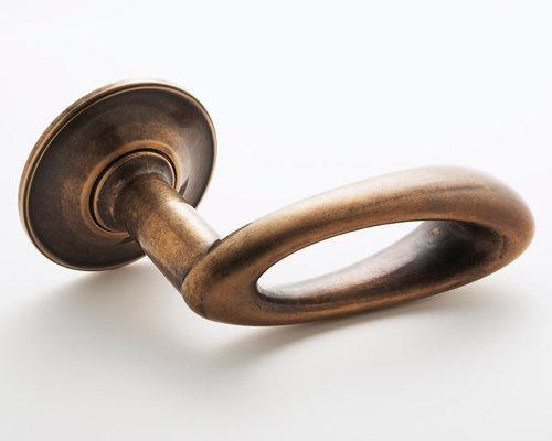 SA Baxter Bespoke Brass and Bronze Door Knobs