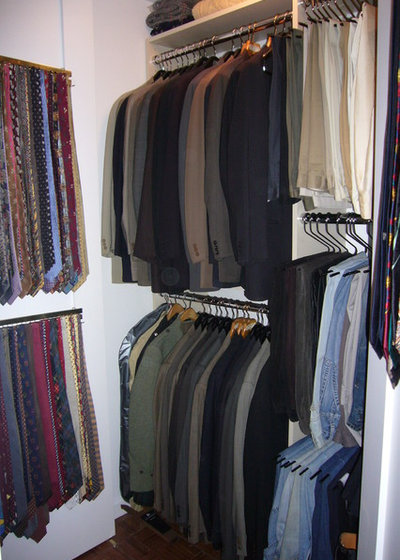 Traditional Closet by The Closet Lady/Manhattan Murphy Bed Inc.
