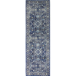 Mediterranean Hall And Stair Runners by Bashian