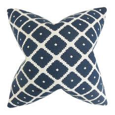 """Fallon Geometric Pillow 18""""x18"""""""