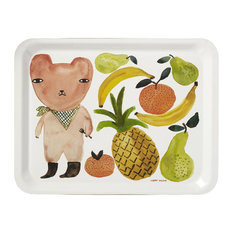 Fruit Bear Serving Tray