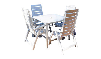 Kettler Rimini 5-Piece Furniture Set