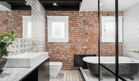 Masonry Magic: 15 Ways to Trick Out Your Exposed Brick Wall