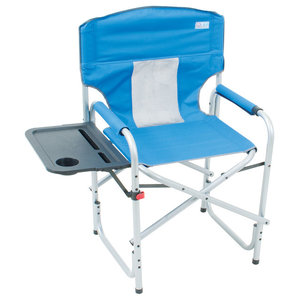 Astonishing Sportsman Series Folding Camping Chairs With Side Table Set Machost Co Dining Chair Design Ideas Machostcouk