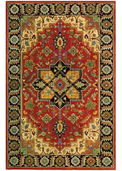 guest picks: traditional rugs to warm up your home