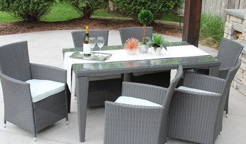 Outdoor Bistro and Dining Sets With Free Shipping