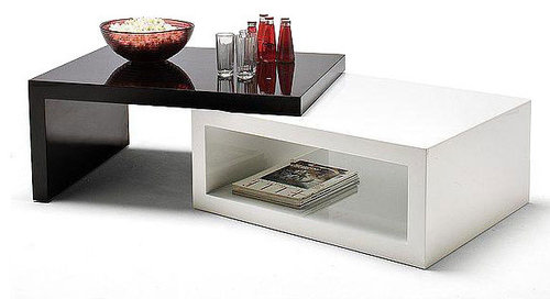 contemporary and modern coffee tables