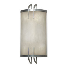 pewter wall sconces with a dimmer switch houzz. Black Bedroom Furniture Sets. Home Design Ideas