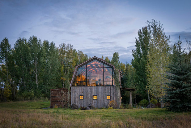 Farmhouse  by CLB Architects