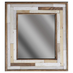 Fabulous Craftsman Wall Mirrors by PTM IMAGES